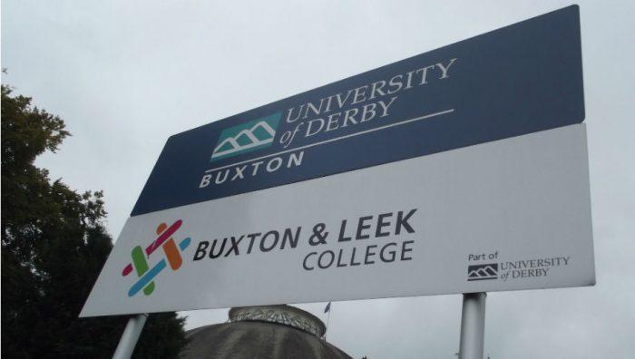 University of Derby, Buxton Campus, Derbyshire (Elliot Brown CC by 2.0 https://www.flickr.com/photos/ell-r-brown/15226528740)