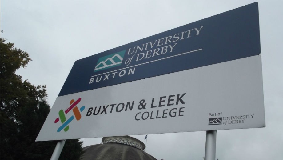 University of Derby, Buxton Campus, Derbyshire (Elliot Brown CC by 2.0 https://www.flickr.com/photos/ell-r-brown/15226528740)