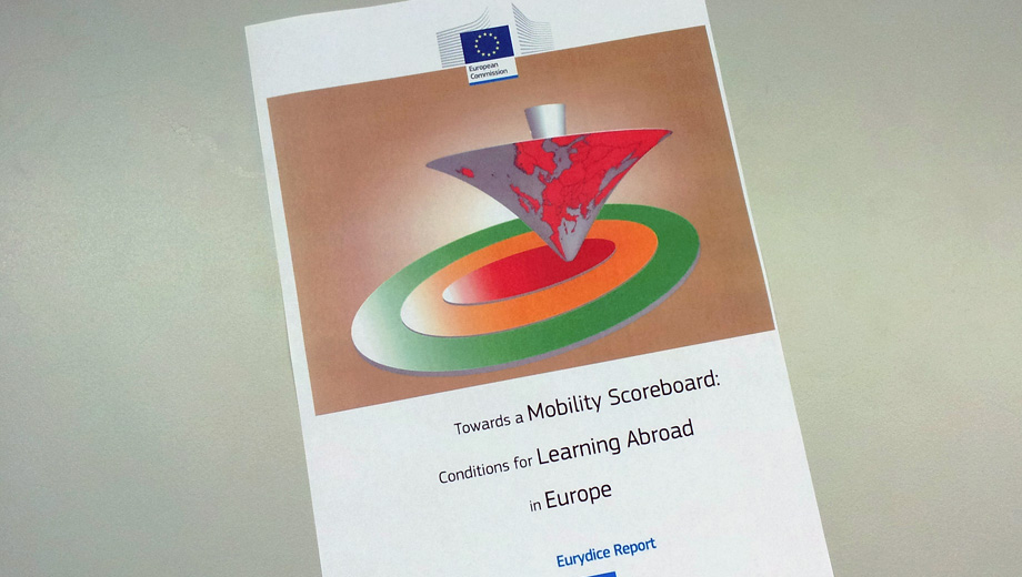 Towards a Mobility Scoreboard: Conditions for Learning Abroad in Europe