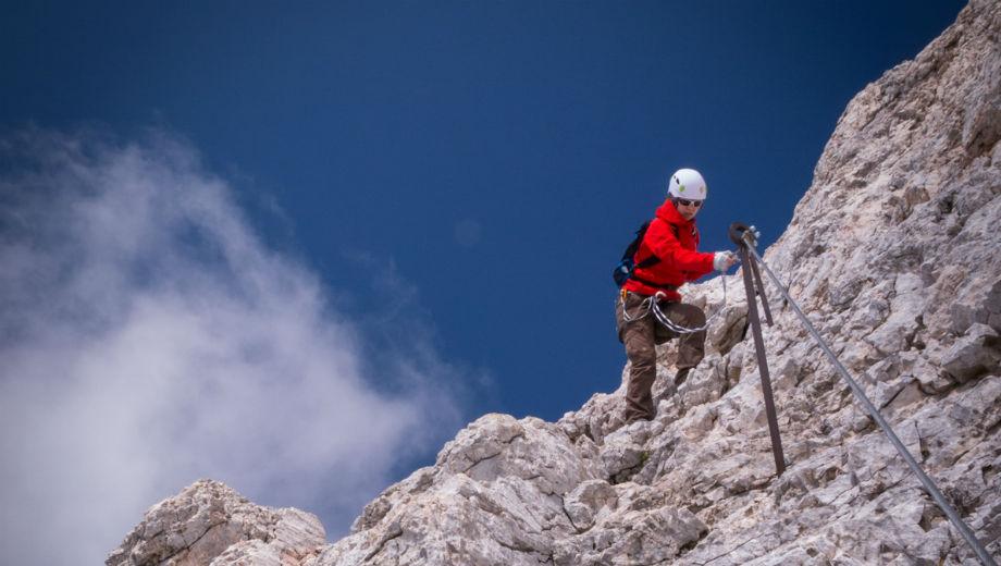 Hiking (Oleg Brovko CC by 2.0 https://www.flickr.com/photos/belboo/36173126031 )