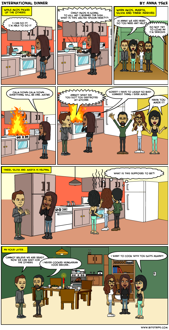 Erasmus-Comic