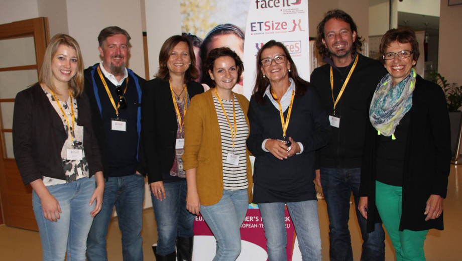 Austrian National Group at Final VoiceS Conference in Olomouc/CZ