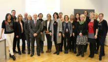 Delegation (Foto von Martin Grössler)