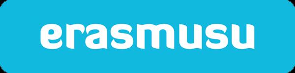 Erasmusu logo (Foto: http://wwwhatsnew.com/2013/06/24/erasmusu-se-posiciona-favorablemente-en-el-sector-del-alojamiento/)