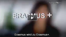 Erasmus+ (Foto Screenshot von Youtube)