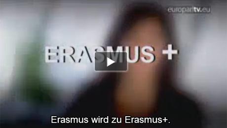 Erasmus+ (Foto Screenshot von Youtube)