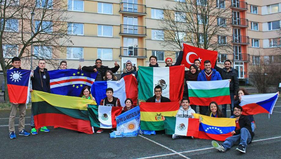 Gruppenfoto (Foto von Christian Ebenschweiger)