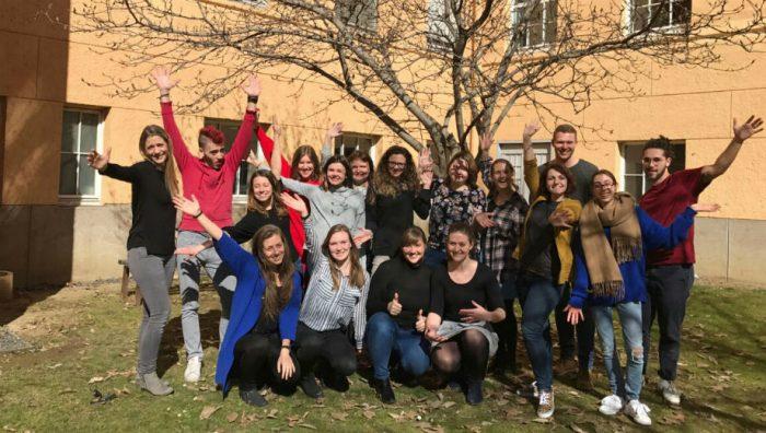 Erasmus+ Incomings (Image by K. Kamitz)