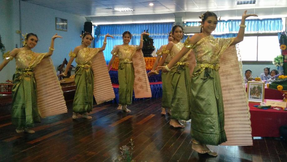 Klongyai Wittayakom Secundary School (Image CC BY Heiko Vogl)