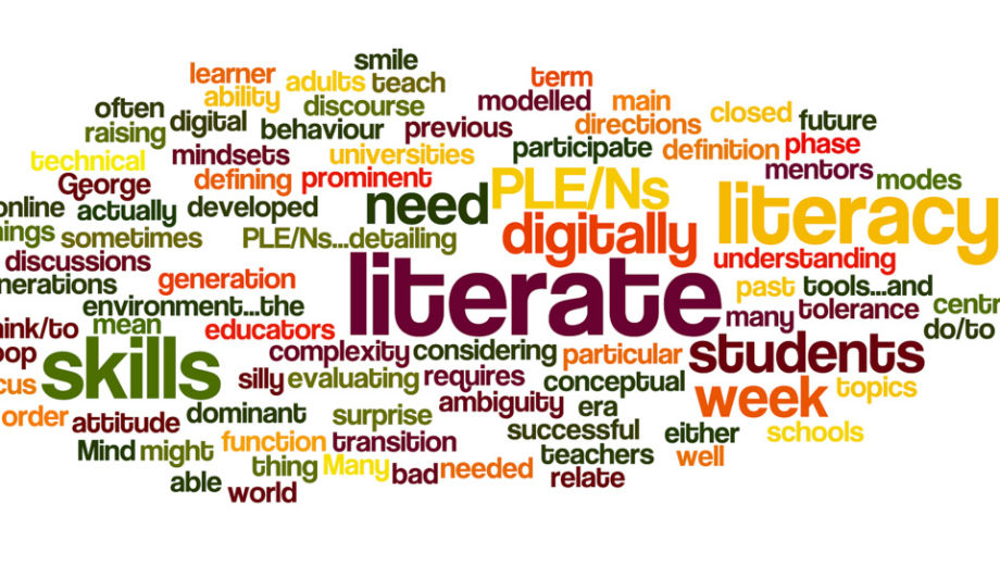 Literacy skills (Image CC BY-SA 2.0 Chris Jobling /https://www.flickr.com/photos/cpjobling/5111708008)
