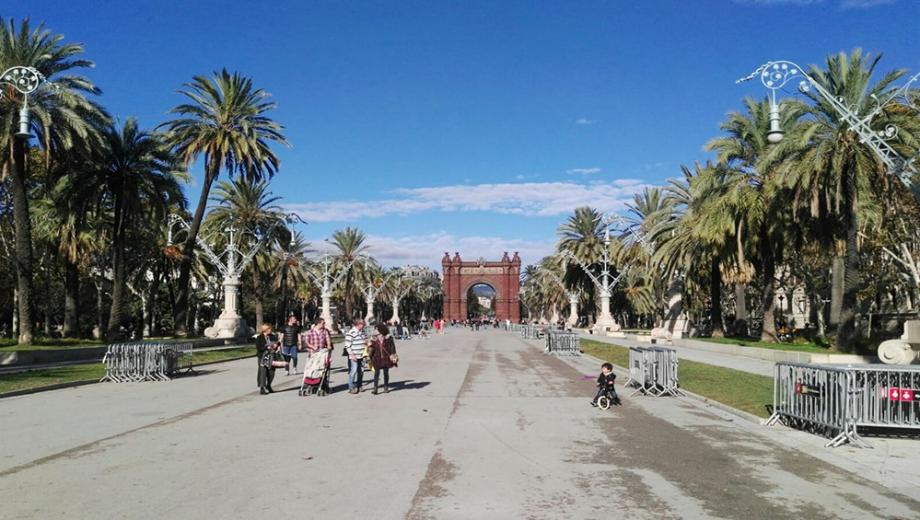 Barcelona (Image by Magdalena Pechtaler)