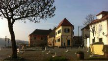 Historical part of Maribor's city center (Photo by Johannes Rabensteiner)