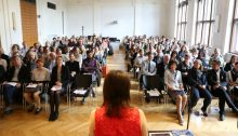 Opening ceremony (Photo by Martin Grössler)