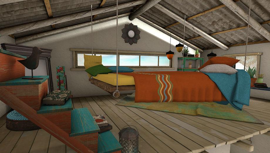 Room (CC BY-SA 2.0 by Kylie_Jaxxon/https://www.flickr.com/photos/76614164@N02/14410028969)