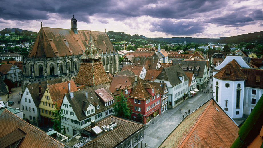 Schwäbisch Gmünd (CC BY-NC-ND 2.0 by Matus Kalisky /https://www.flickr.com/photos/31007239@N06/7719793984)