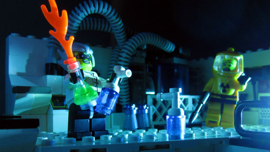 Science (CC BY 2.0 by prometheus_lego/https://www.flickr.com/photos/89545521@N03/8153349030)