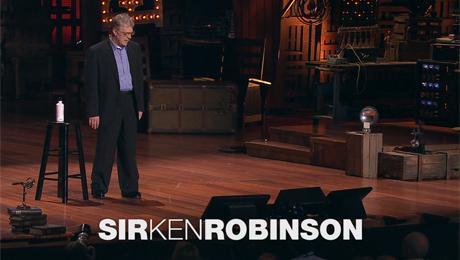 Sir Ken Robinson: Bring on the learning revolution!