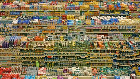 Supermarkt (cc) by lyzadanger