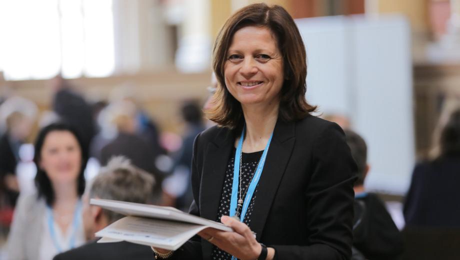 Susanne Linhofer ((c) OeAD-GmbH/APA-Fotoservice/Hinterramskogler )