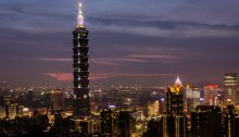 Taipei (CC BY-SA 2.0 by sese_87/https://www.flickr.com/photos/sese87/18618845979)