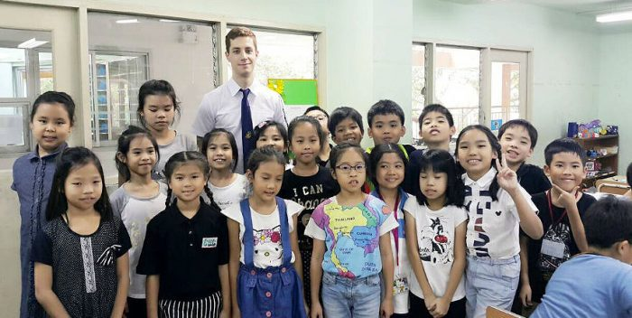 Erasmus+ Thai-Studies-Programm (Foto: Sebastian Kristandl)