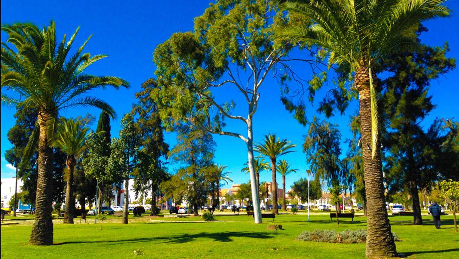 Unicampus in Huelva (Foto Lisa Minibek)