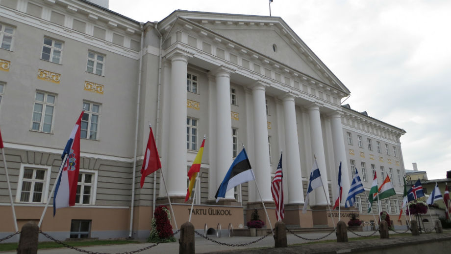 University of Tartu (Bernt Rostad CC by 2.0 https://www.flickr.com/photos/brostad/9412005231)