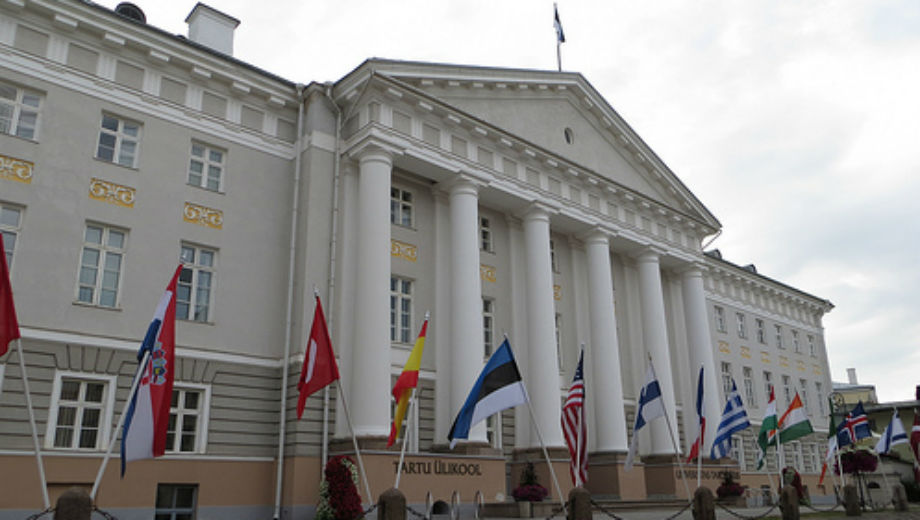 University of Tartu (Image CC BY 2.0 Bernt Rostad /https://www.flickr.com/photos/brostad/9412005231/in/photolist-fkGZfg-4aXNDc-6LesV1-6LeuAU-6LetDG-J3T4a-2kCC41-4LTvqJ-4LTuzd-4LPk8Z-4LPkVp-4LPk2T-4LTumo-4LPm9k-8sU9L7-8sR3Yn-gLbGR-gLbup-gLbUh-gpJc7-H5yhz-H8pfu-H8qNp-H8ppb-H8qYH-H8r7t-H5ym6-H5ygr-H8pnE-H8p2b-H5yn8-H5yj6-H5ymv-H5vRA-H8qRH-H8qHB-H5yjF-H8paE-H5ykD-6mBjsc-6mBoJM-6mBp3T-6mBosK-6mFtZm-6mBnDc-6mFvX3-6mFvvu-6mFwF5-6mBhCt-6mFtDW-6mFrLN/)