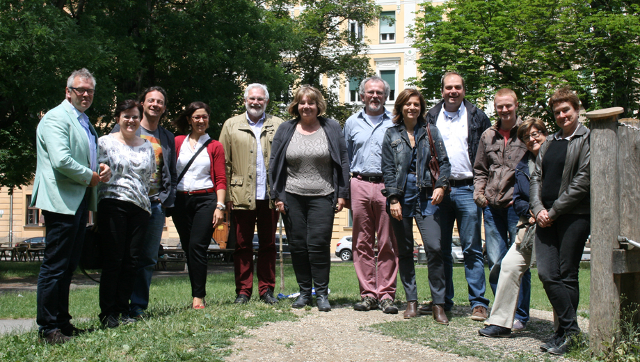 VoiceS steering group members (cc M. Grabner)
