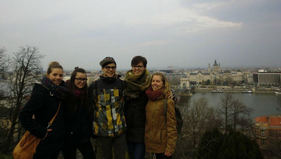 Wiedersehen in Budapest (Foto von Marit Amelung)