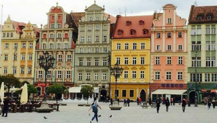 Wroclaw (image by Nina Marin)