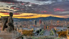 Barcelona (https://www.flickr.com/photos/bcnbits/3092562270/sizes/o/)