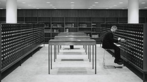 Datenbank (CC BY-SA 2.0) Beinecke Library