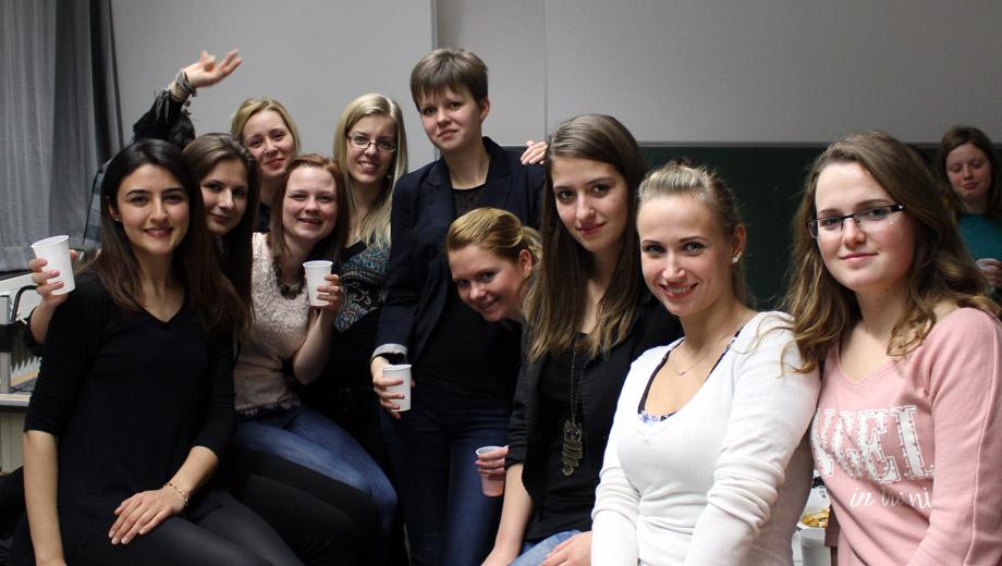 Erasmus Students (Foto Tuba Kavuncu)