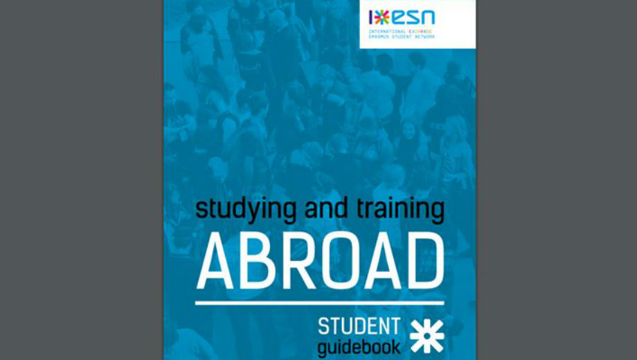 ESN Student Guidebook (Photo Screenshot)