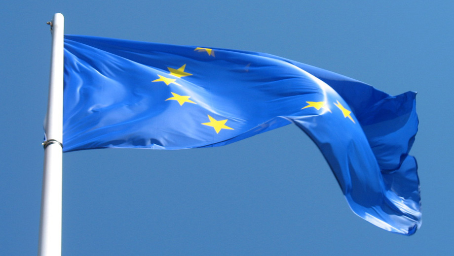 Europäische Flagge (Image CC BY 2.0 notfrancois)