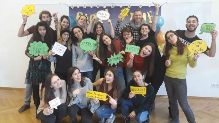 Erasmus students (image by jelle van erkelens)