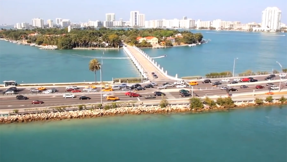 Miami Beach Convention Centre: 29 April - 1 May 2014