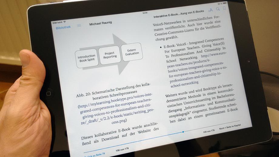 Handlungsleitfaden E-Books (Foto CC BY Heiko Vogl)