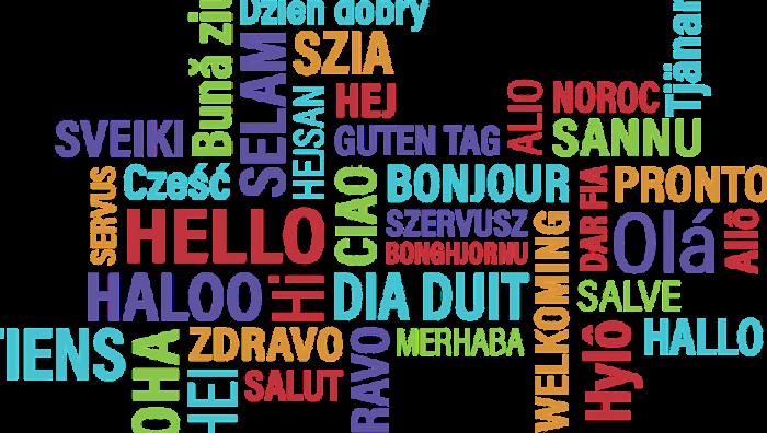 Language (Maialisa CC0 https://pixabay.com/en/hello-bonjour-hi-greeting-foreign-1502369/)