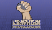 Learning Revolution (Image Wesley Fryer CC BY-SA 2.0)