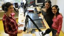 Radio Igel (Foto von Wolfgang Kolleritsch)