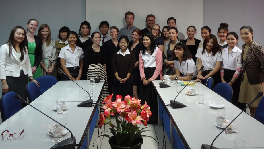 Thai Studies (Foto Claudia Pregartner)
