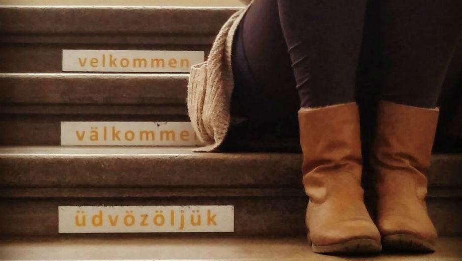 Willkommen in der Welt einer Erasmus-Studentin (Foto von Sara Bodrogi)