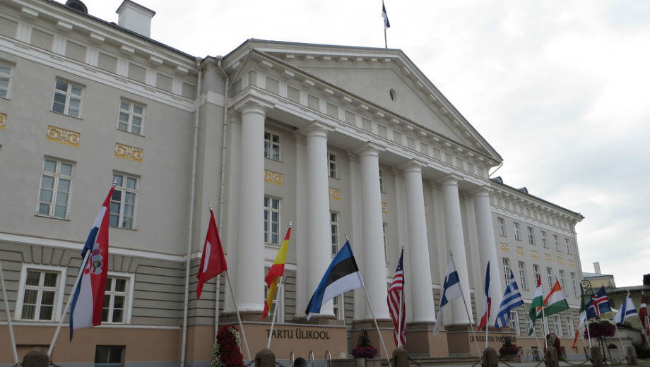 University Tartu (Image CC BY 2.0 https://www.flickr.com/photos/brostad/9412005231)