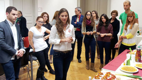 VoiceS Meeting Graz